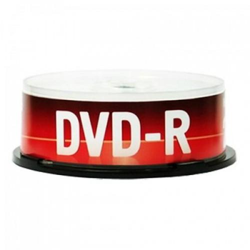 DVD-диск Data Standard DVD-R 4.7 GB 16x CB-25 (25/300)