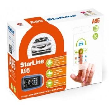 Автосигнализация StarLine A95 BT CAN+LIN GSM...
