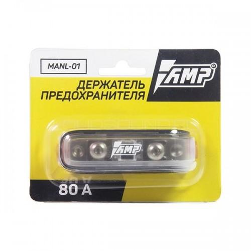 Предохранитель+колба AMP MANL-01 (80A)