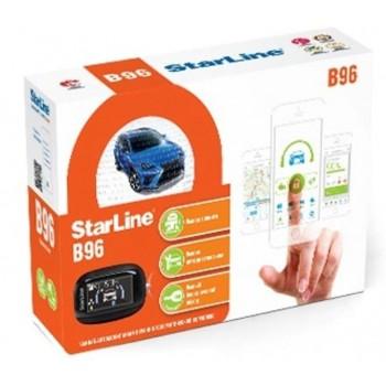 Автосигнализация StarLine B96 2CAN+2LIN GSM-GPS...