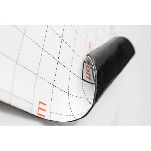 Виброизоляция Шумоff Layer (0,54м Х 0,75м) 2 мм (14 листов п пачк