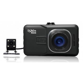Видеорегистратор Dixon R845 (2-камерный)