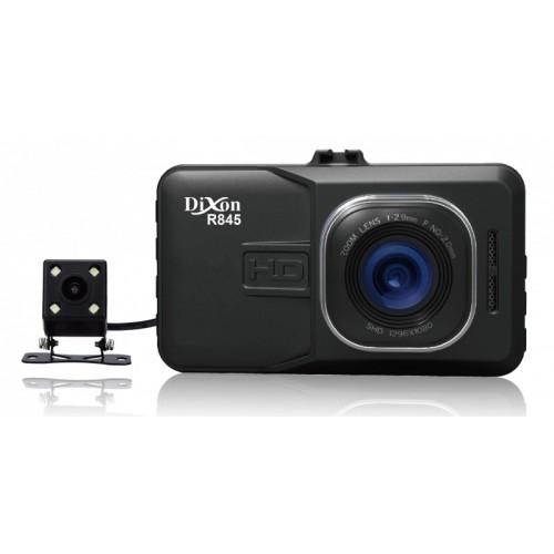 Видеорегистратор Dixon R 845 (2-камерный)