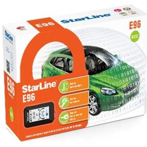 Автосигнализация StarLine E96 BT ECO