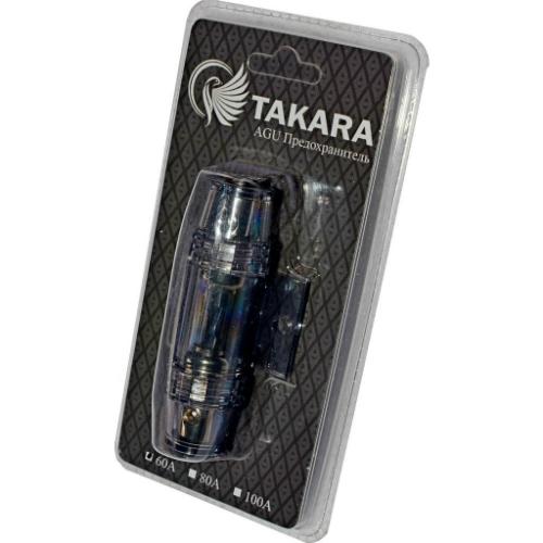 Предохранитель+колба TAKARA TFS-1.06(60A)