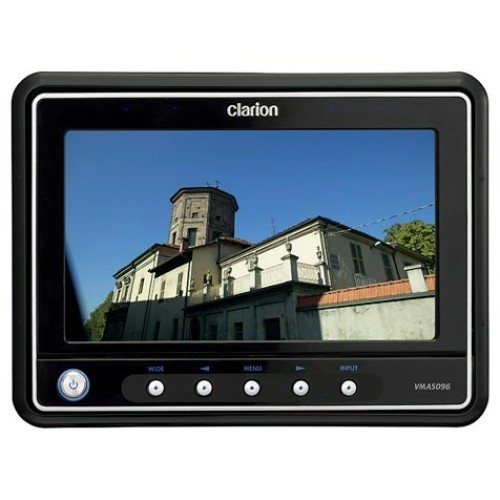Монитор Clarion VMA 5096