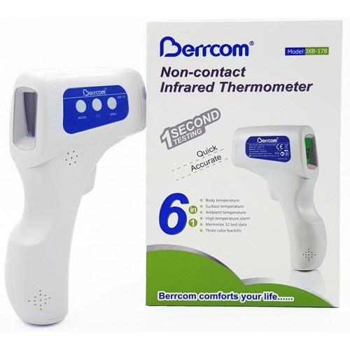 Термометр бесконтактный Berrcom JXB-178