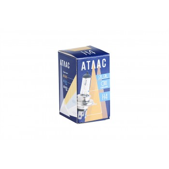 Галогеновая лампа Interpower Атлас H4 (1 шт)