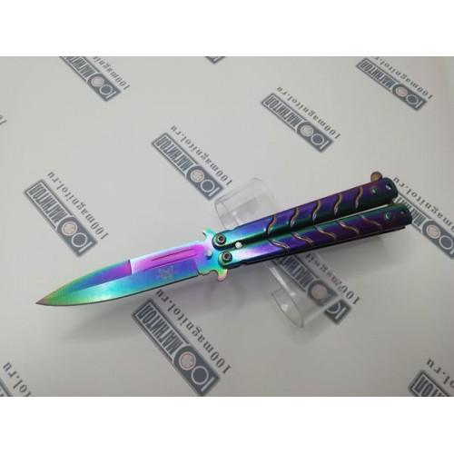 Нож бабочка 317c
