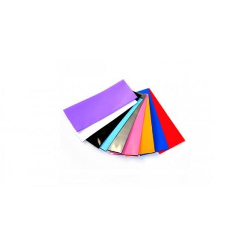 Набор термоусадки PVC 18650-Color/12 BL1  Нарезанная под аккумуля