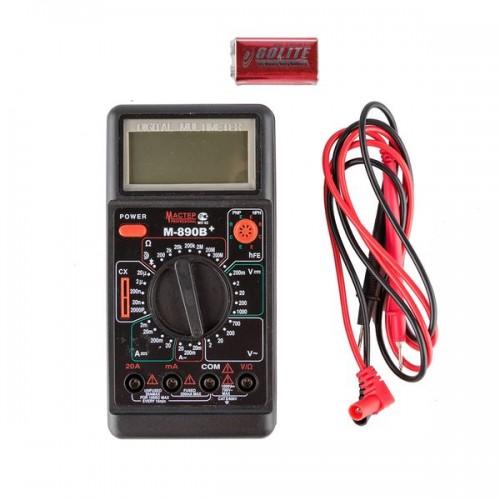 Мультиметр Мастер Professional M890B (DT890B+)