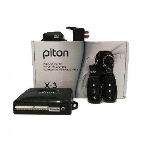 Автосигнализация Piton X-3