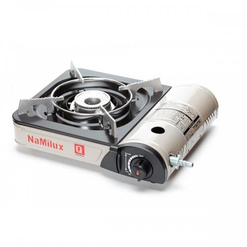 Походная газовая плита NamiLux 199 P2 с переходником на 5л балон