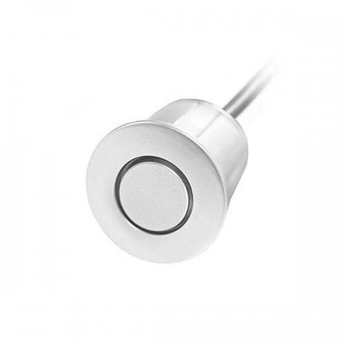 Парковочный сенсор 21 мм серебро