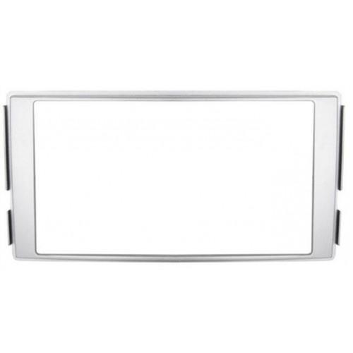 Переходная рамка Intro RHY-N04 Hyundai Santa Fe 06-12 серебро