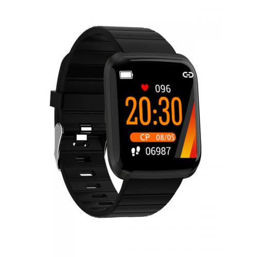 """Смарт-часы Smarterra FitMaster Aura Pro 1.3"""" IPS титан (FMAU"""