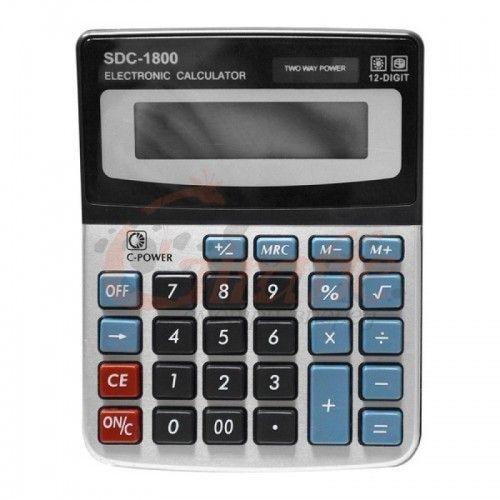Калькулятор настольный SDC 1800