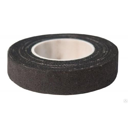 Изолента Vongle TM Х/Б цвет: черный 19мм/33м