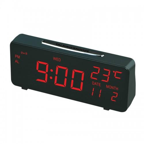 Электронные часы VST-763W/1 Цвет - Красный