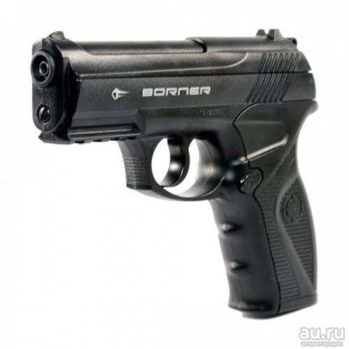 Пистолет пневматический BORNER С-11 к4.5