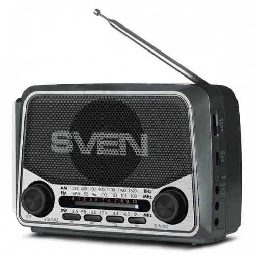 Радиоприемник Sven SRP-525 Grey