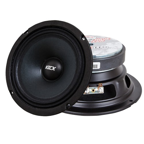 Эстрадная акустика Kicx LL 6.5 ver.2 (4 Ohm)