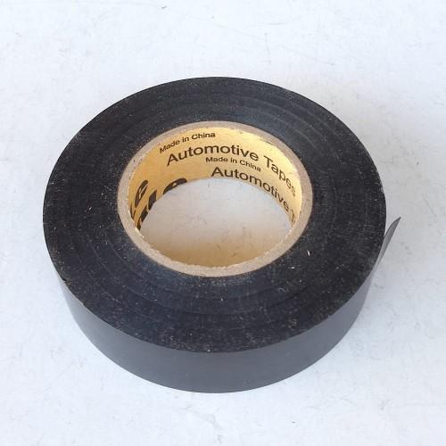 Изолента Vongle TM 19мм/33м термоусадочная черная