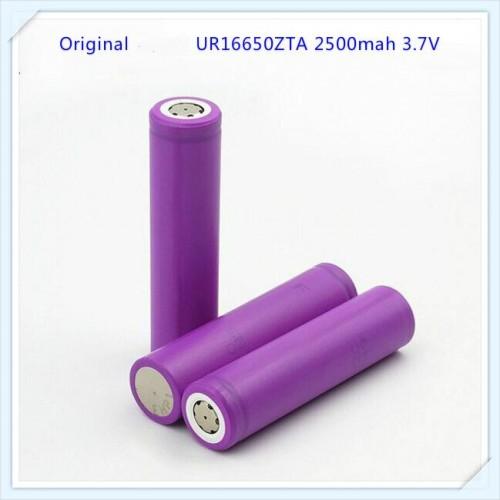 Аккумулятор Sanyo UR16650ZTA 16.0*65.0  2500mAh  Li-Ion