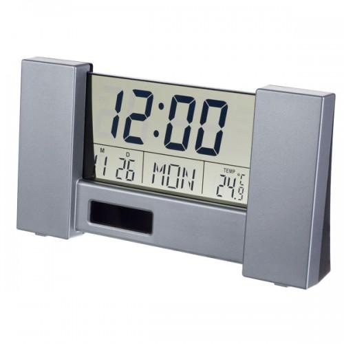 Электронные часы Perfeo Сity PF-S2056, Цвет - Белый