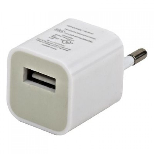 Зарядное устройство Кубик 1USB 2А