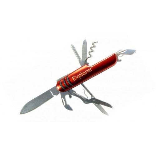 Нож перочинный 5007 красный