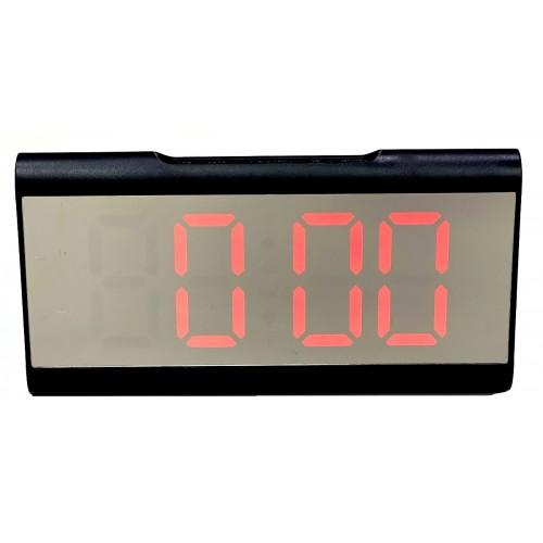 Электронные часы DS Х-6098/1 Цвет - красный...