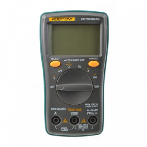 Мультиметр Robiton Master DMM-850