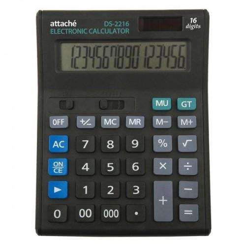 Калькулятор настольный Attache Economy 16