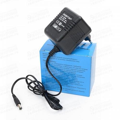 Зарядное устройство Robiton B6-500 (+) 5,5x2,5мм  6V 500mA (не ст