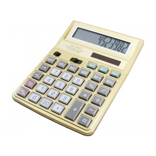 Калькулятор SDC 889T