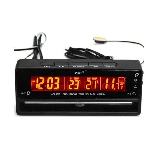 Автомобильные часы VST 7010-V