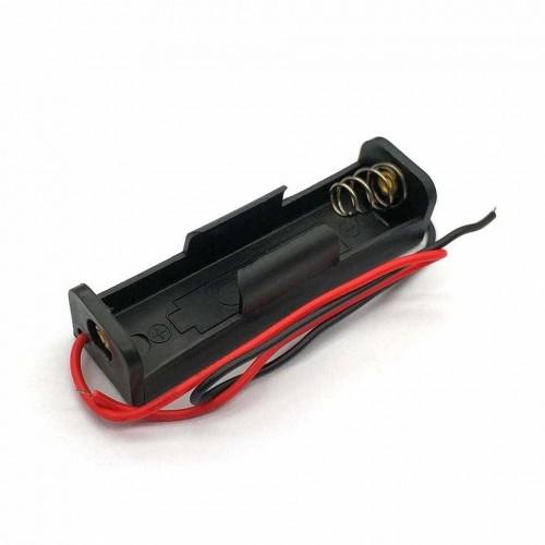 Отсек для элементов питания ET AA 1S1P-W с проводами