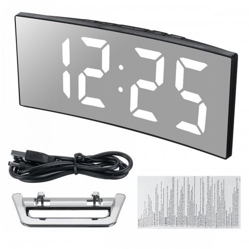 Электронные часы DS-6507 Цвет - Белый