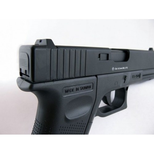 "Пистолет пневматический Stalker S17 (аналог ""Glock17"")"