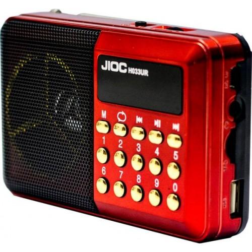 Радиоприемник JIOC 011 (18650)