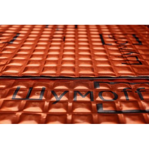 Виброизоляция Шумоff М3 (0,37 х0,27) (16 листов в пачке) (цена за