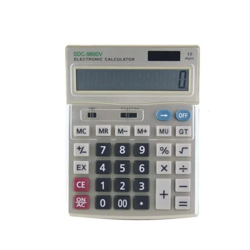 Калькулятор SDC 9800V