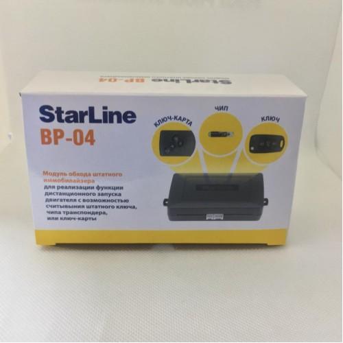 Блок обхода иммобилайзера StarLine BP-04