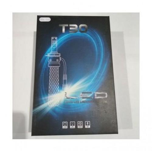LED лампы головного света Takara M3 НВ3-9005 (CSP)