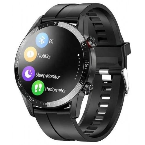 Смарт- часы Hoco Y2 Smart watch, цвет: чёрный