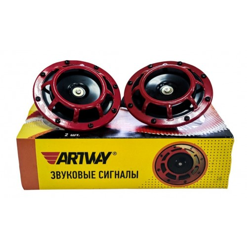 Звуковой сигнал Artway AW-001, 12В