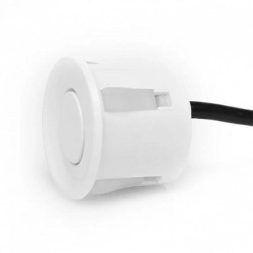 Парковочный  сенсор 21 мм белый