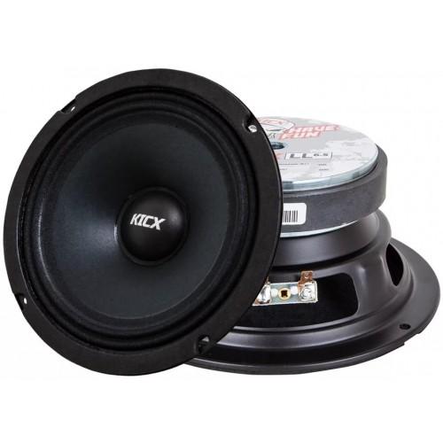 Эстрадная акустика Kicx LL 6.5 ver.1 (4 Ohm)