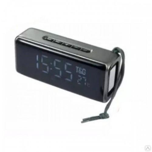 Электронные часы T&G-6-174 Радио, будильник